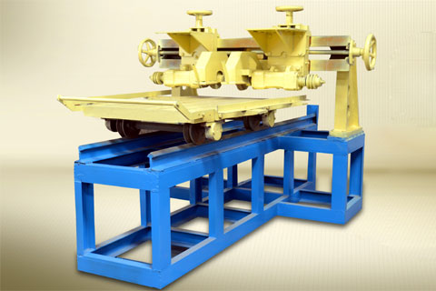 DUBBLE CUTTER MACHINE